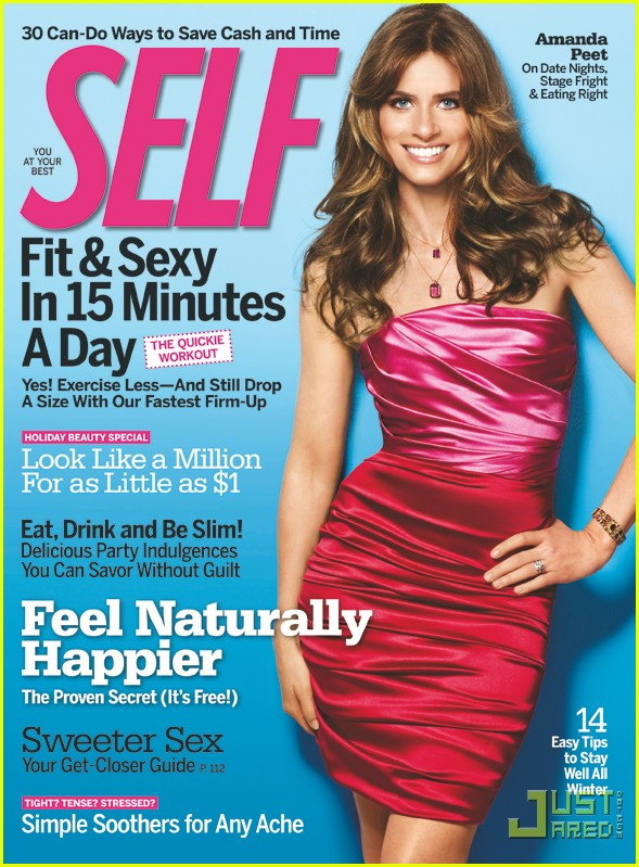 amanda peet self magazine december 2009 052364552