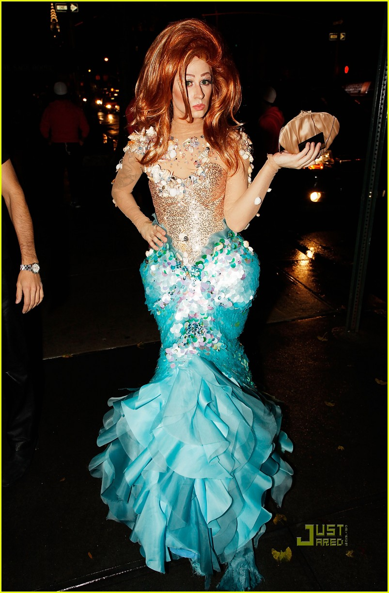 christian siriano little mermaid ariel 07