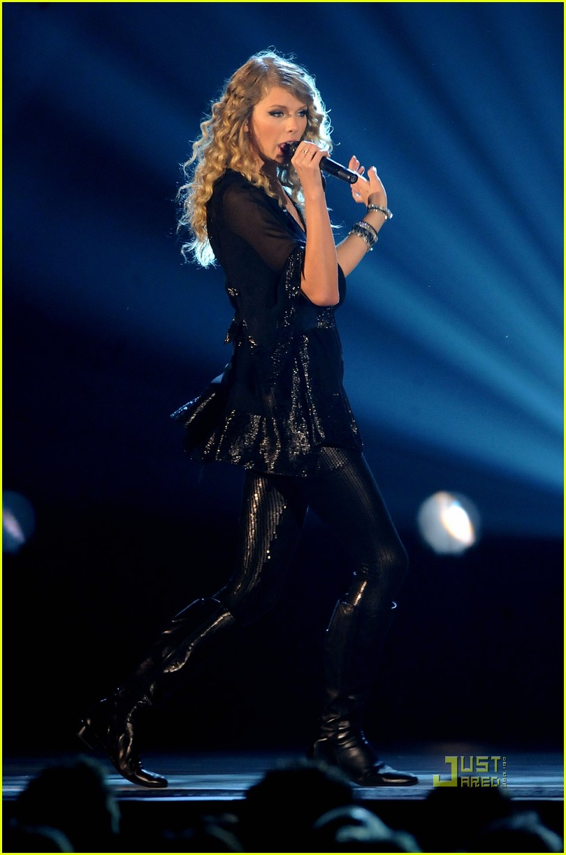 taylor swift cma awards 2009 07