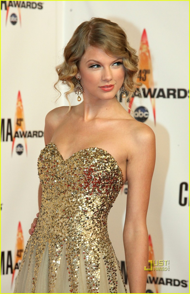 taylor swift cma awards 2009 08