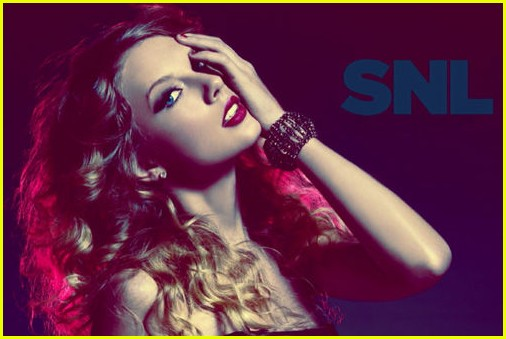 taylor swift hosting snl video 022342621