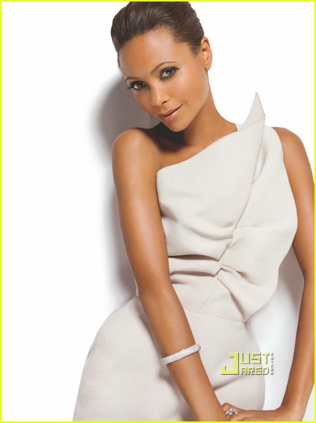 Thandie newton dating history