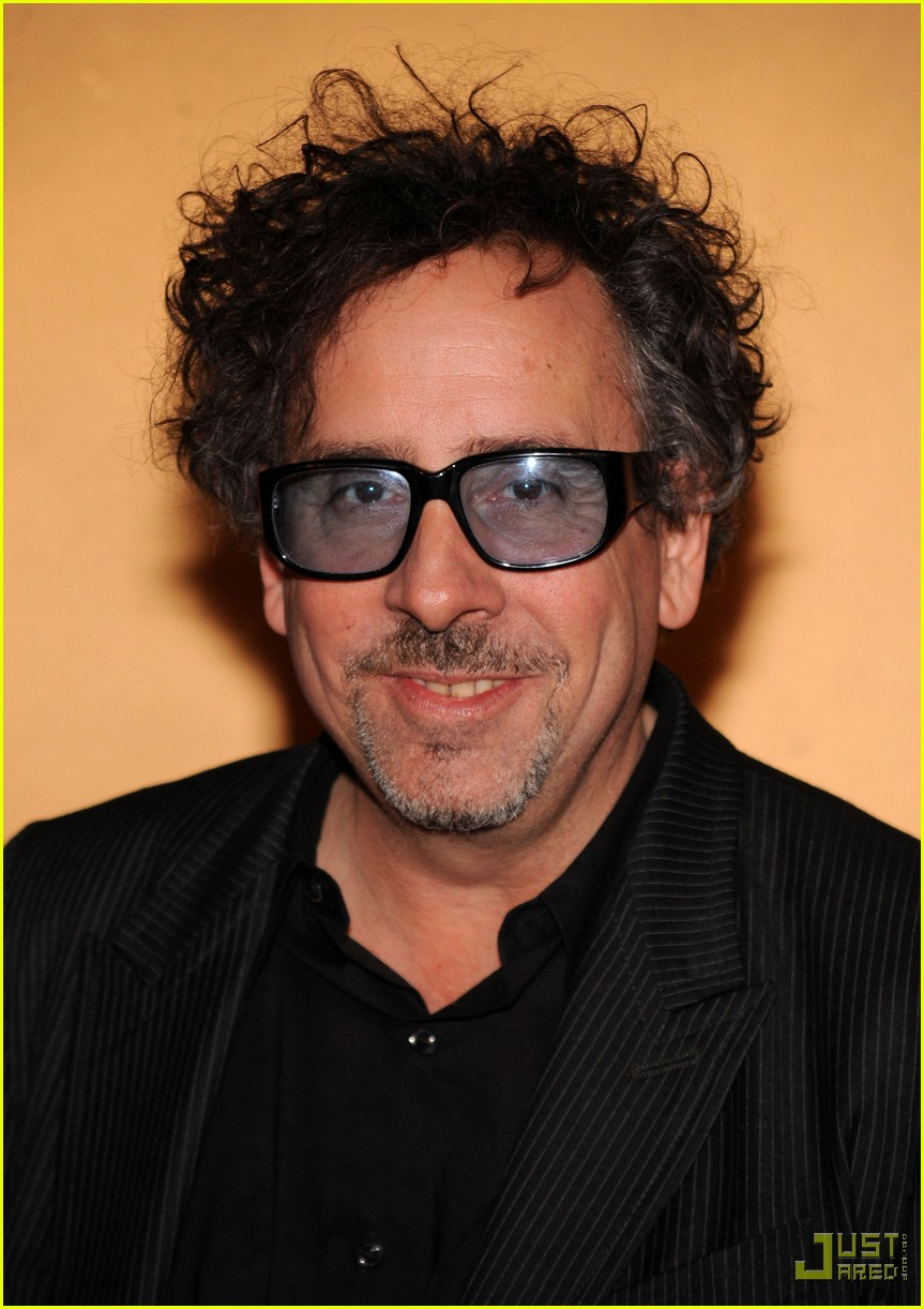 tim burton wife