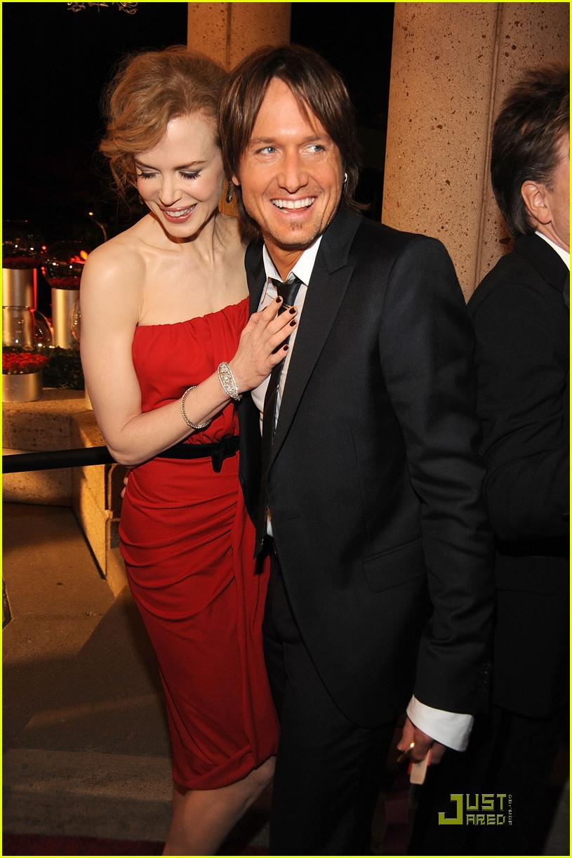 keith urban nicole kidman 2009 bmi country awards 01
