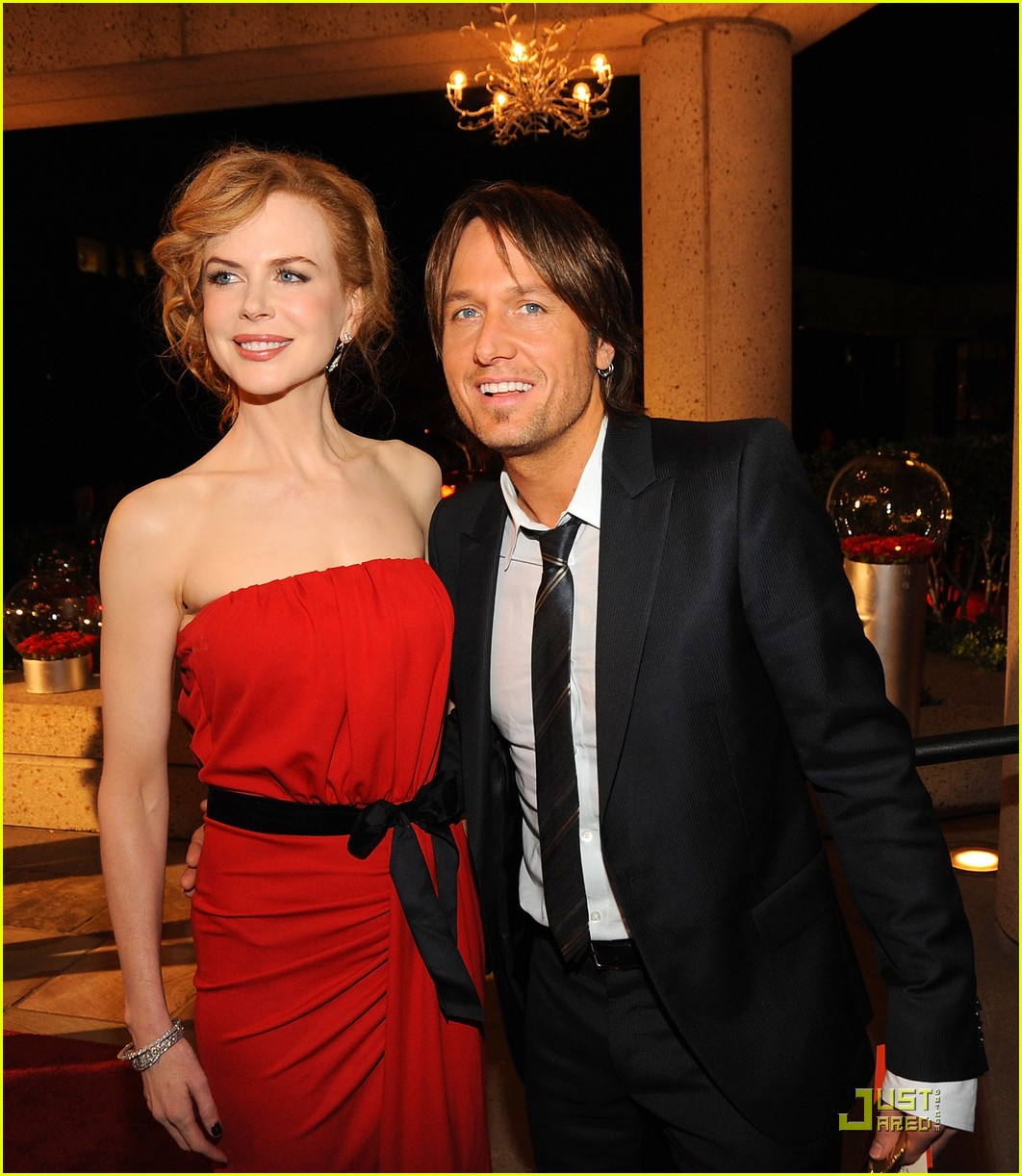 keith urban nicole kidman 2009 bmi country awards 072349301