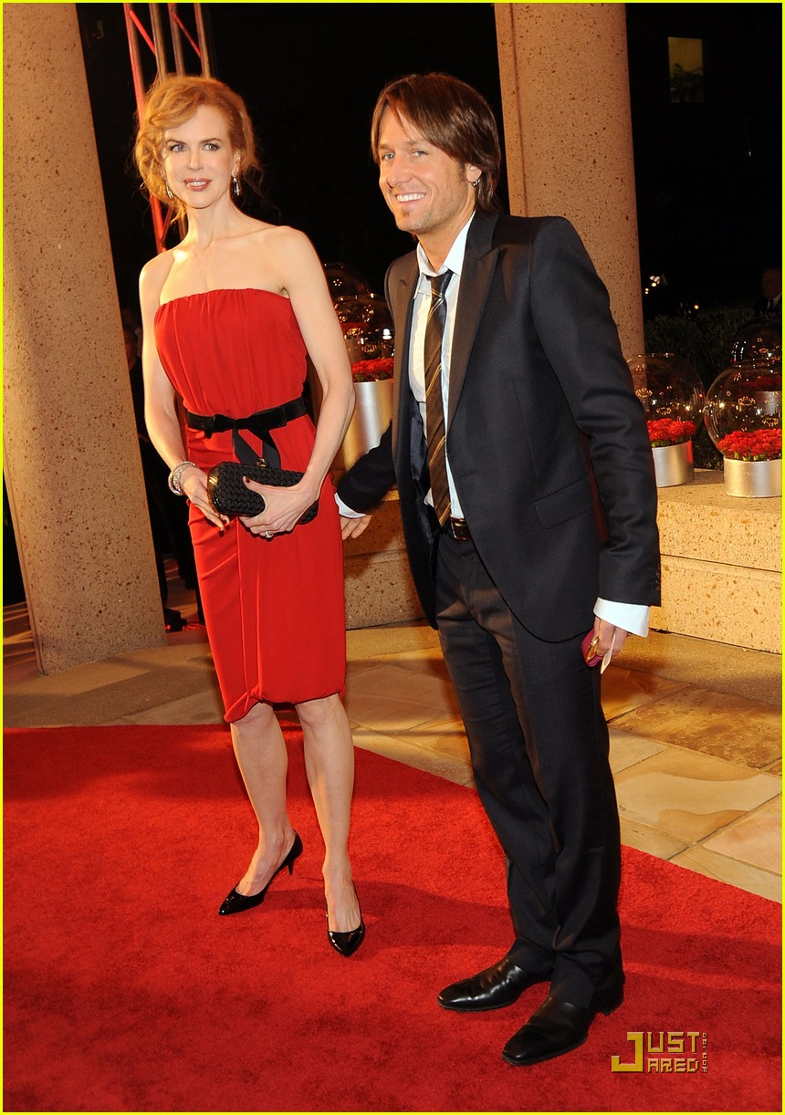 keith urban nicole kidman 2009 bmi country awards 08