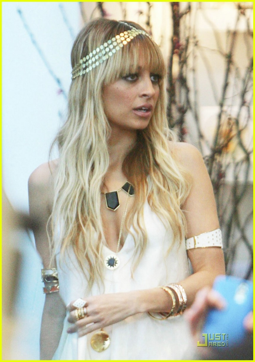 win nicole richie 39 s house of harlow 1960 necklace photo
