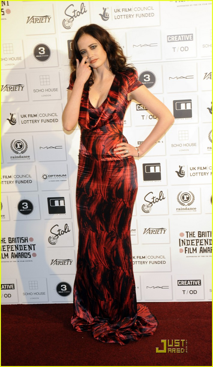 Eva Green awards