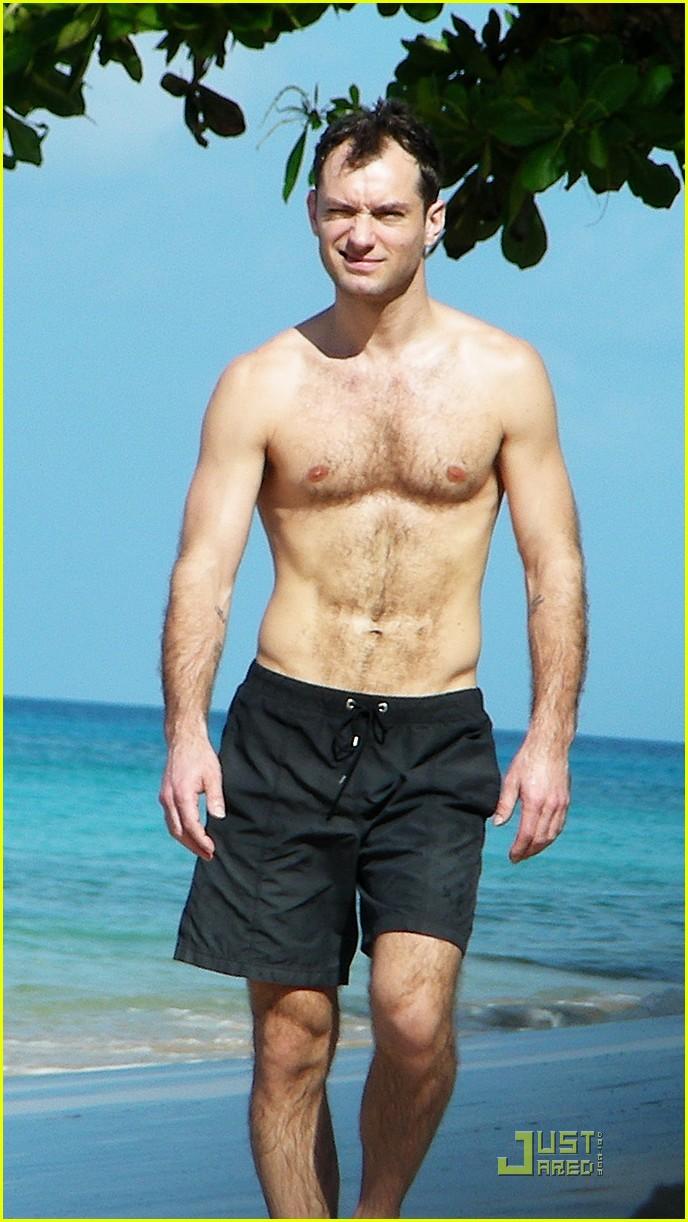 Jude Law: Barbados Lov...