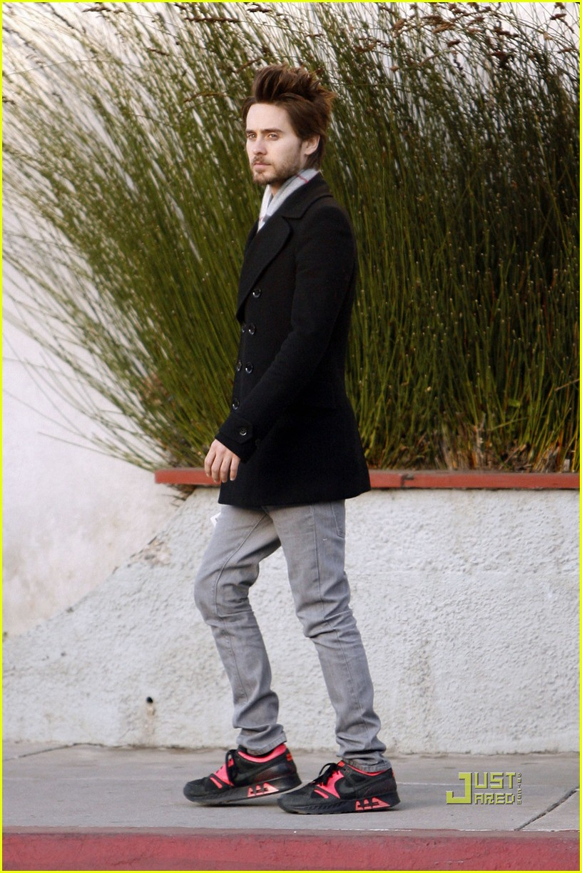 jared leto christmas eve 08