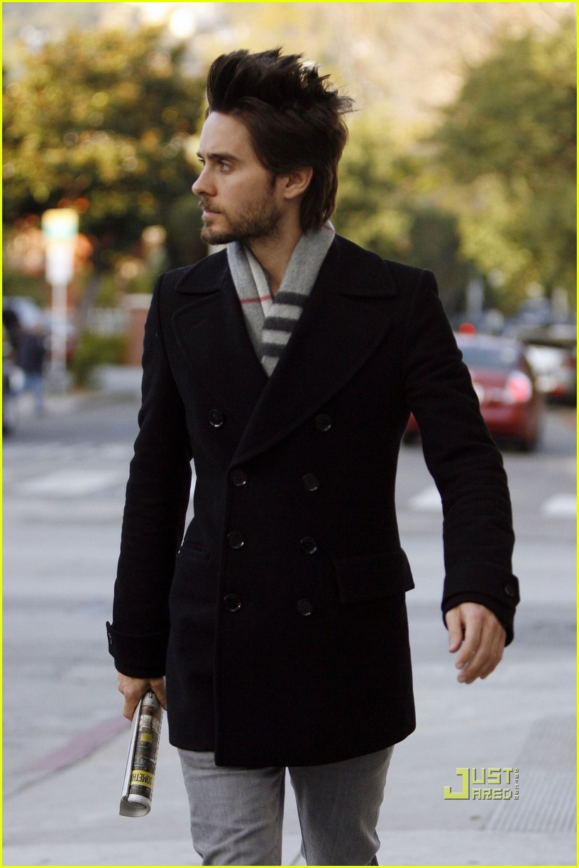 jared leto christmas eve 09