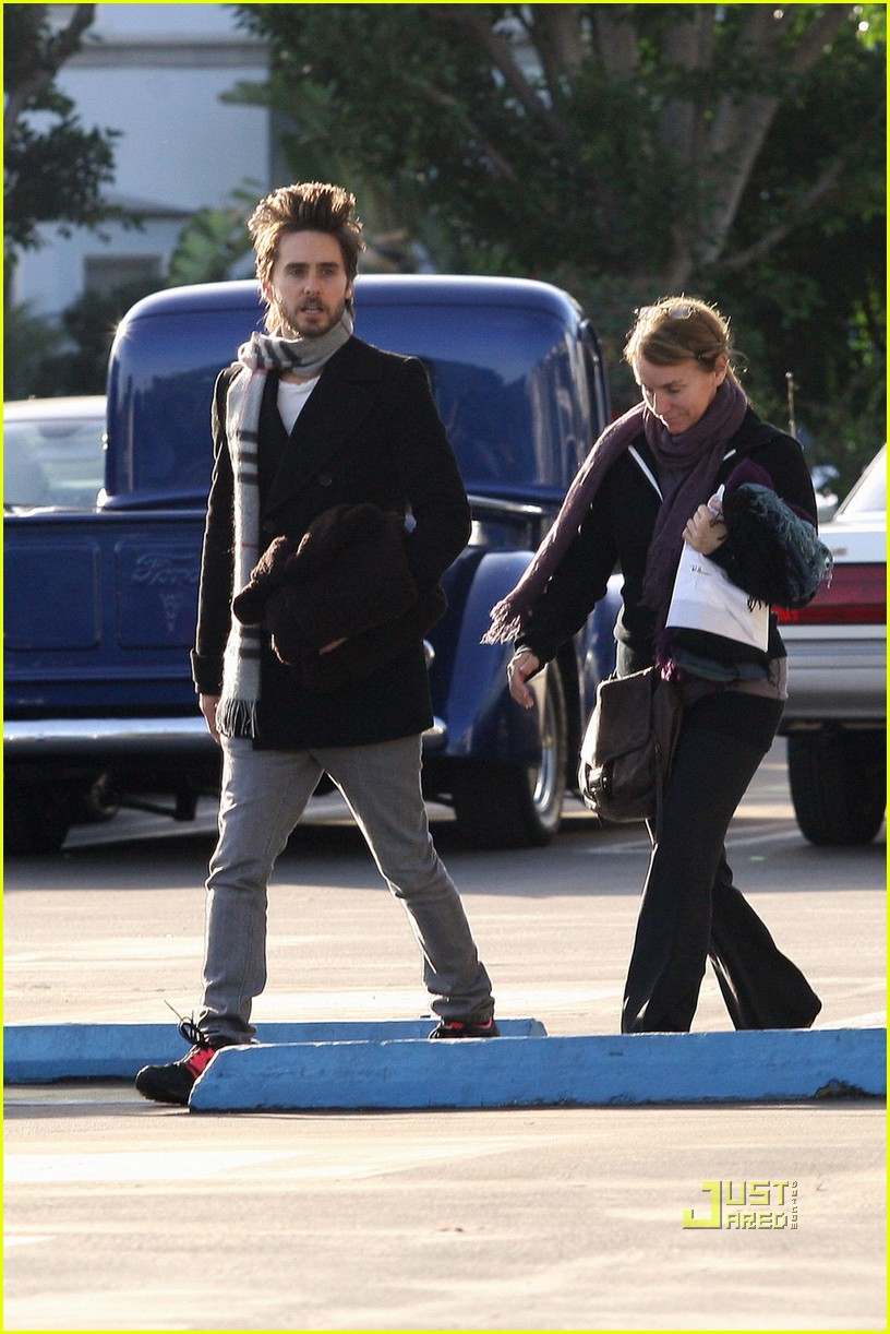 jared leto christmas eve 132403986