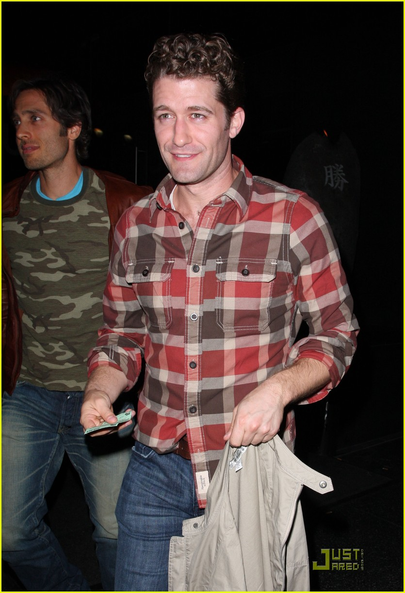 matthew morrison not gay 01