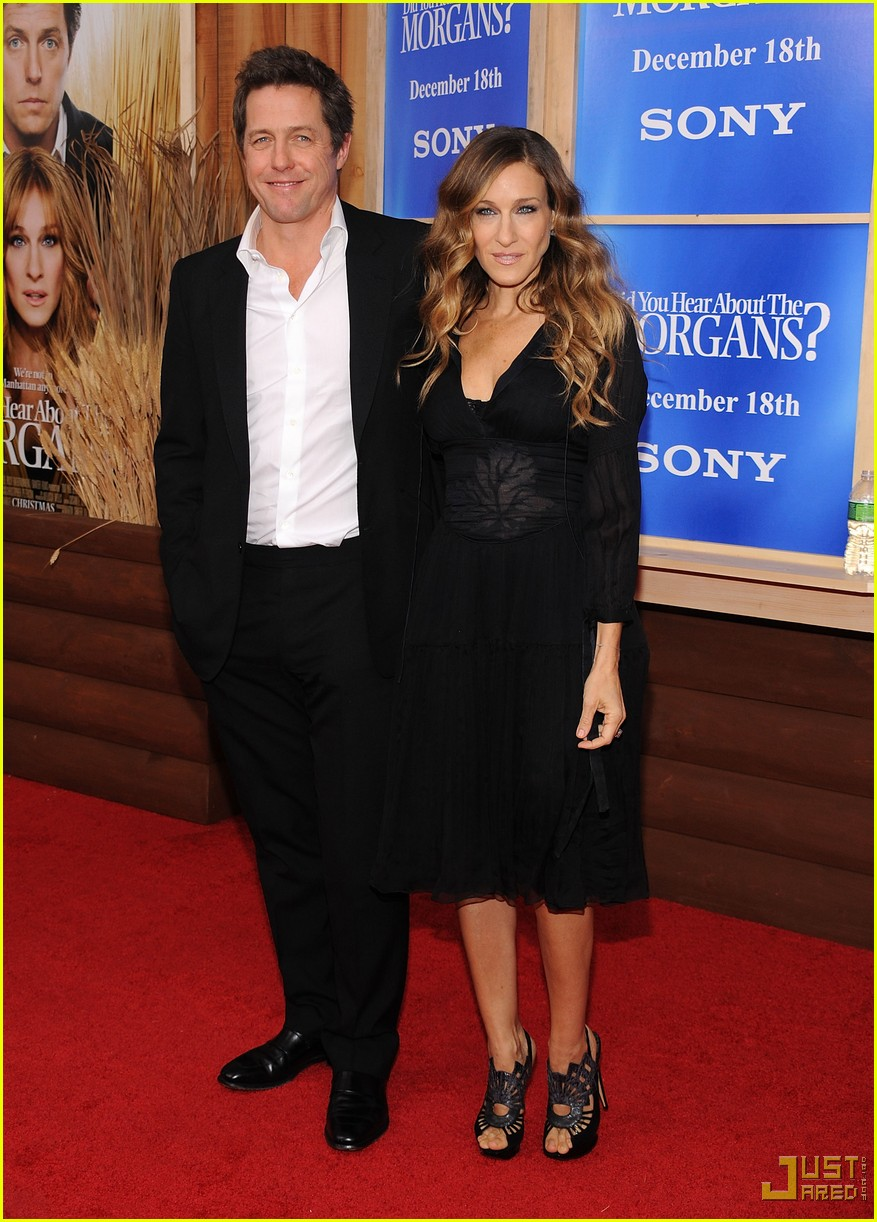 Full Sized Photo Of Sarah Jessica Parker Did You Hear About The Morgans New York Screening 02 Photo 2401878 Just Jared
