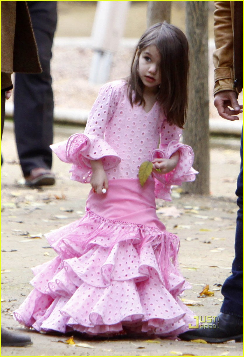 suri cruise flamenco dress 022400166