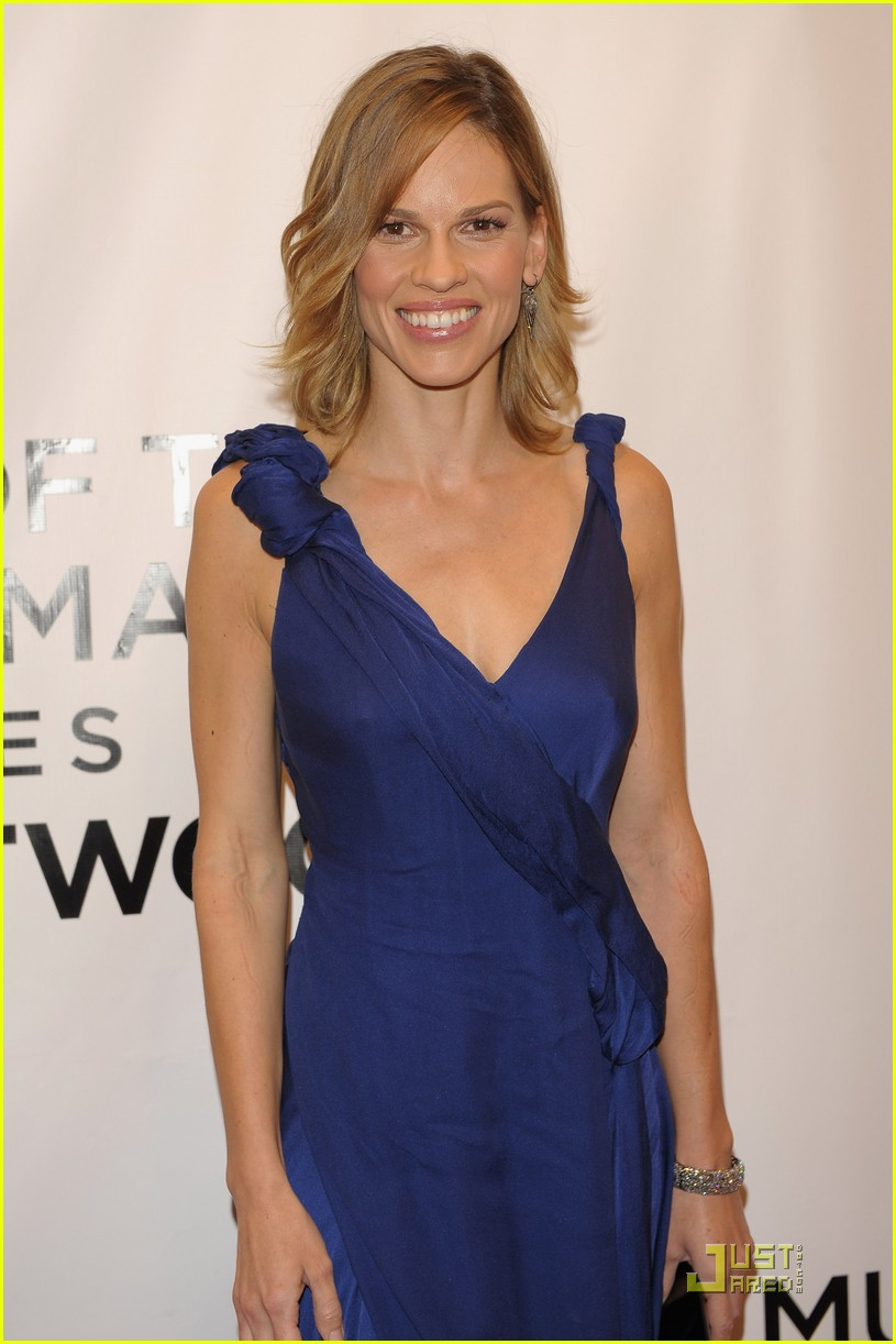 hilary swank museum moving image gala 112394702