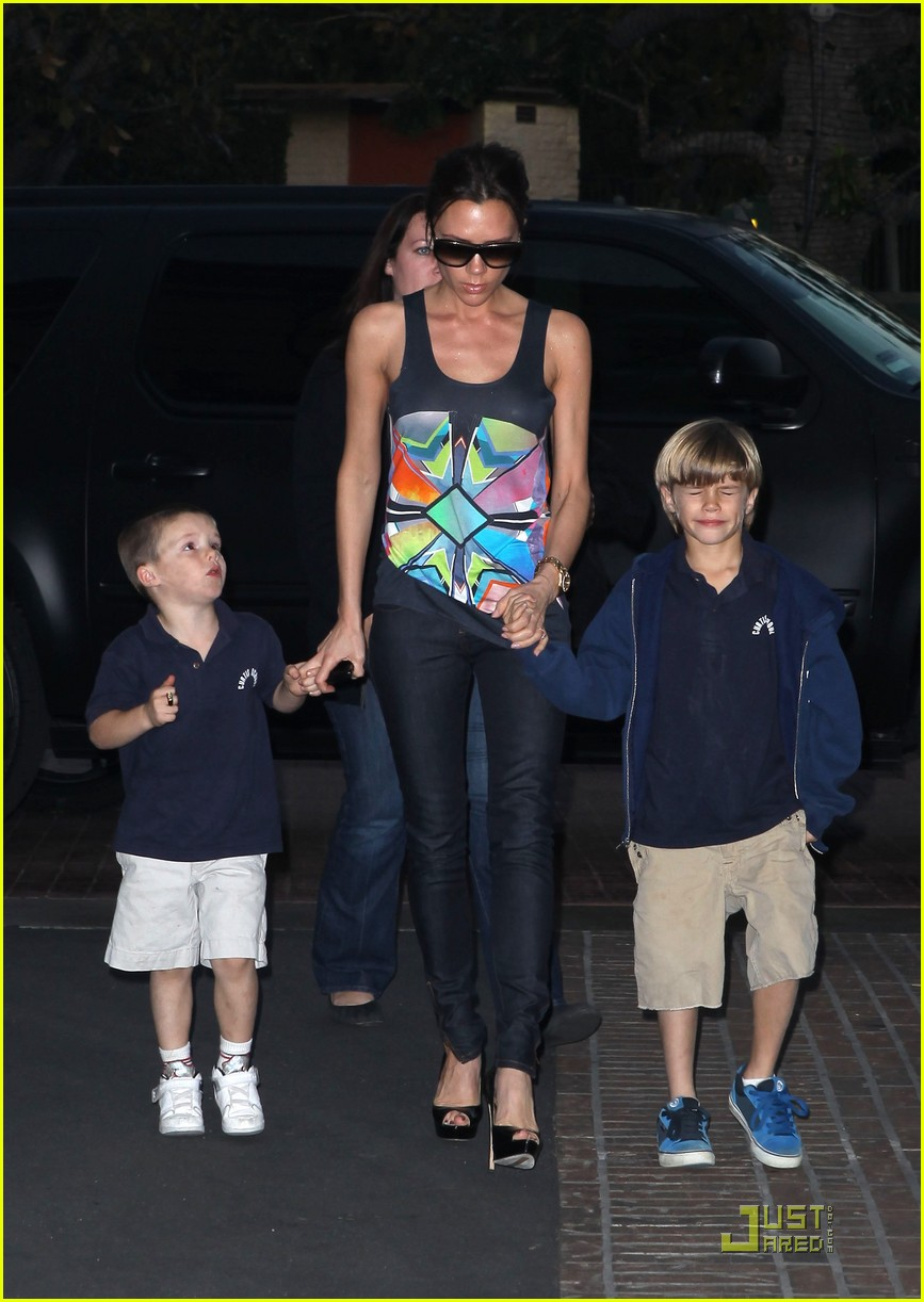 victoria beckham family feature 12