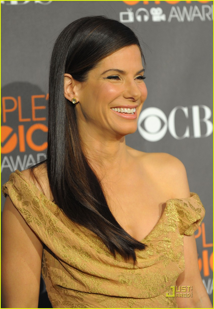 sandra bullock peoples choice 2010 032406522