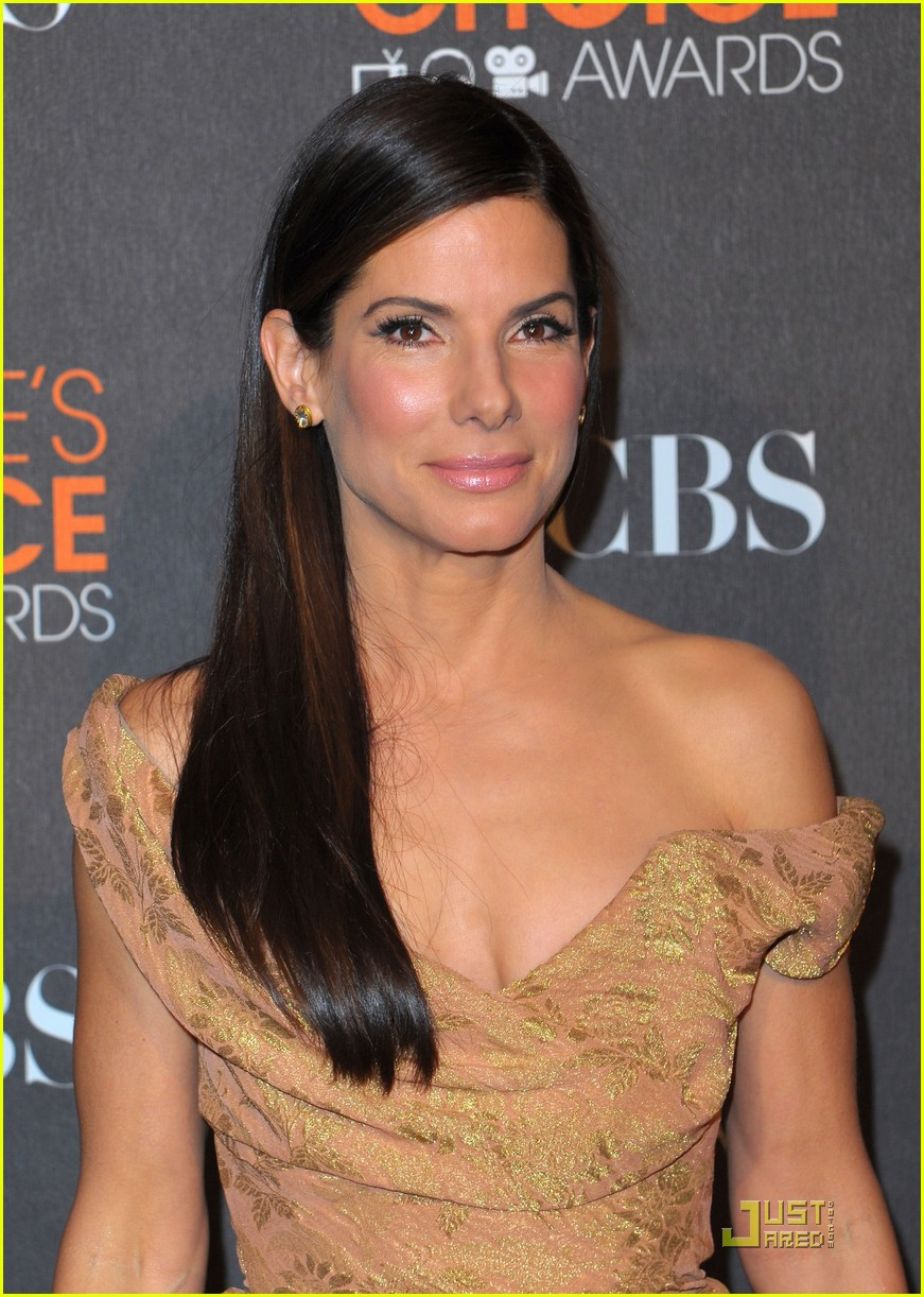 sandra bullock peoples choice 2010 12