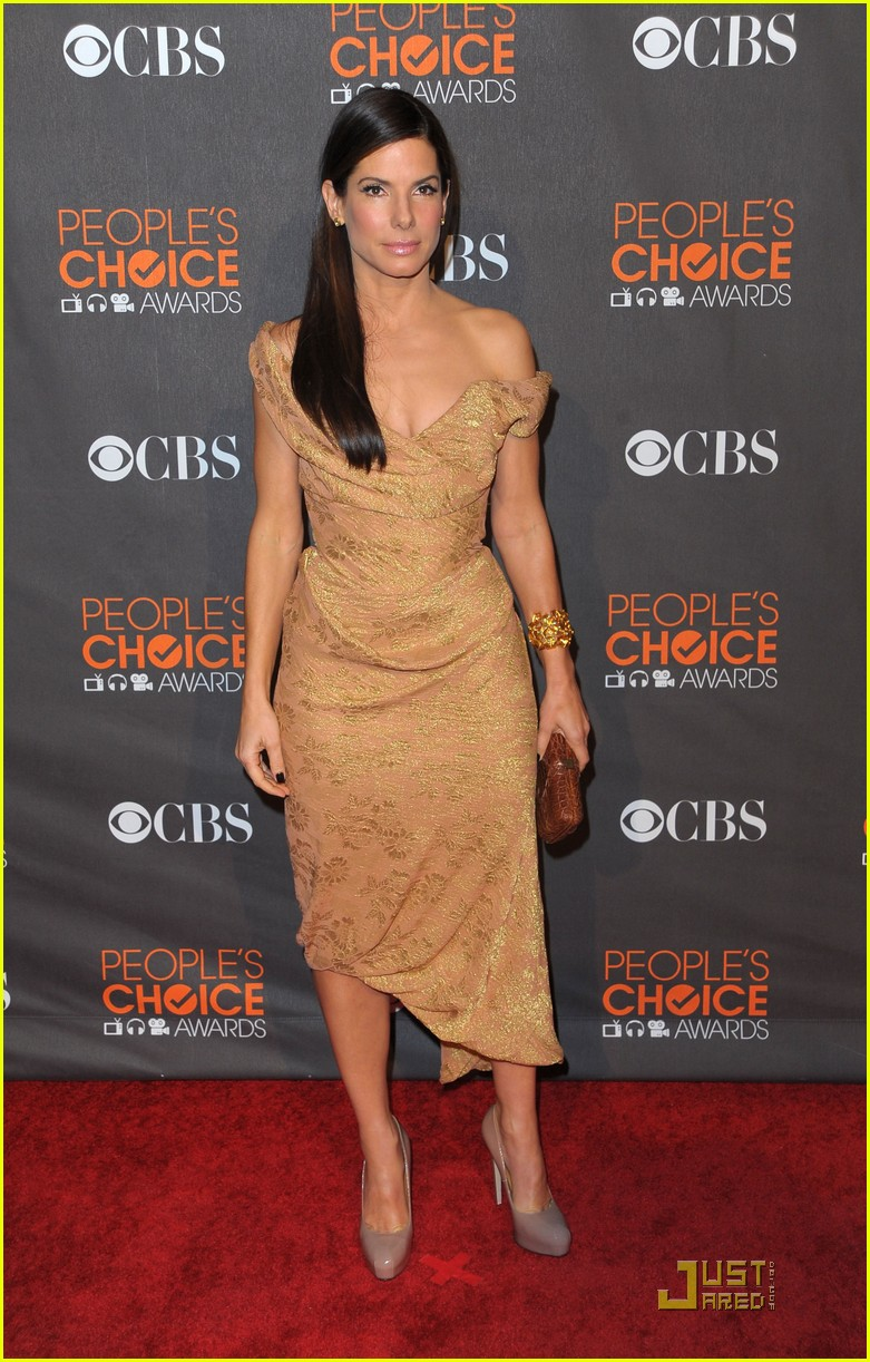 sandra bullock peoples choice 2010 132406532