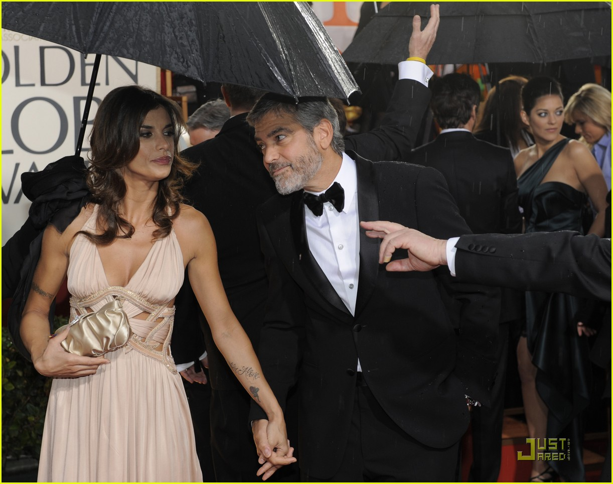 marion cotillard 2010 golden globe awards red carpet 08