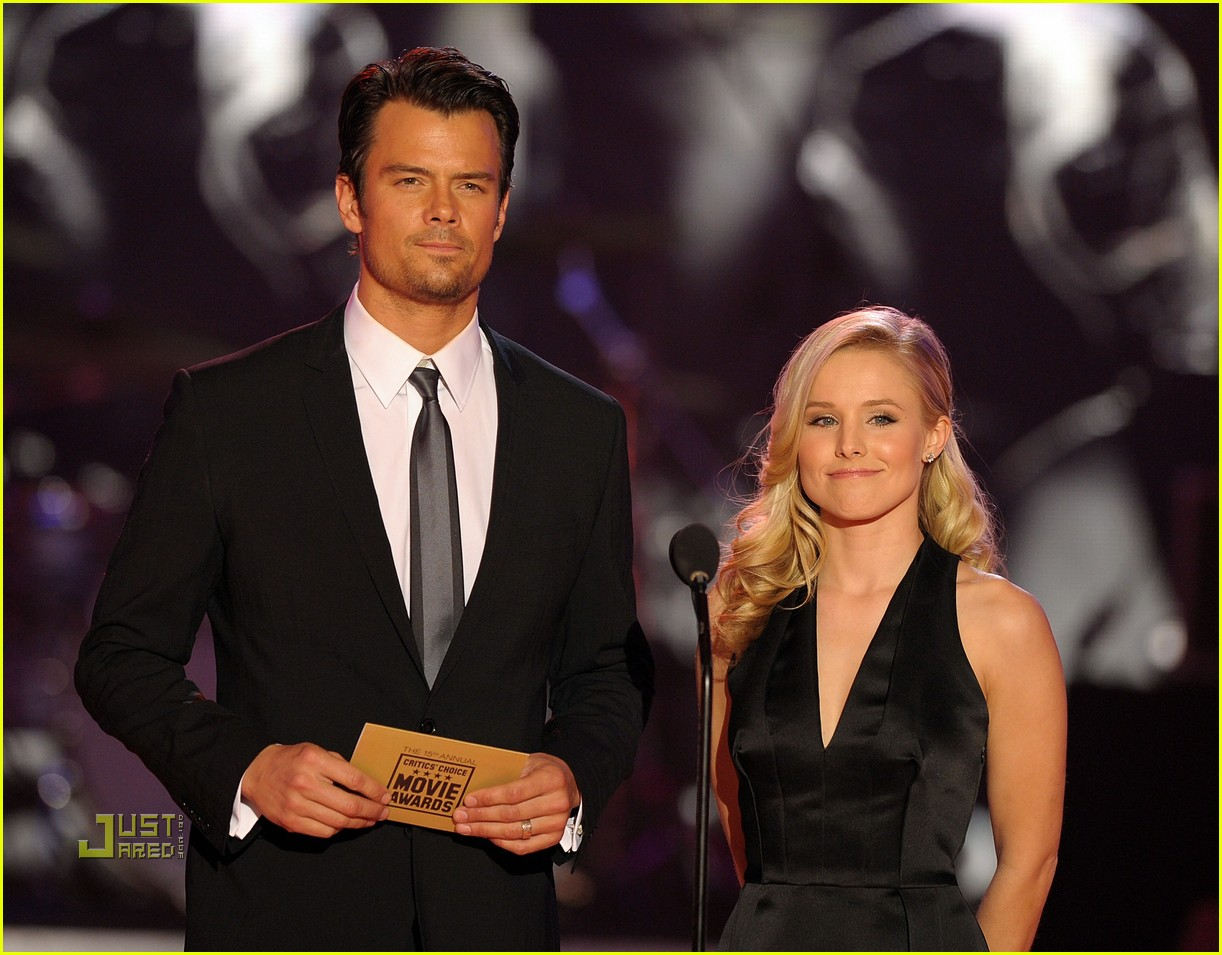 kristen bell josh duhamel critics choice awards 01