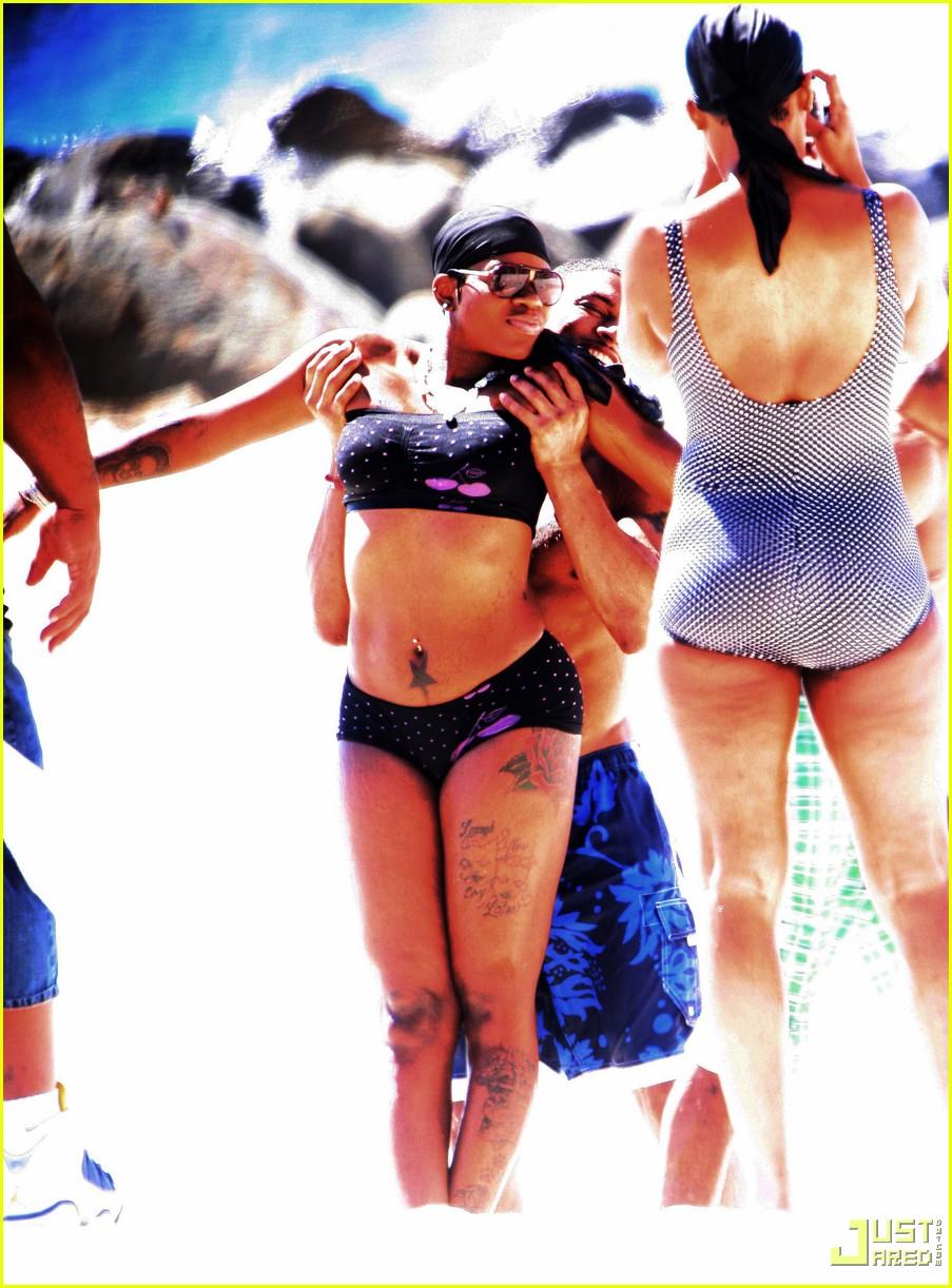 fantasia barrino caribbean bikini 02