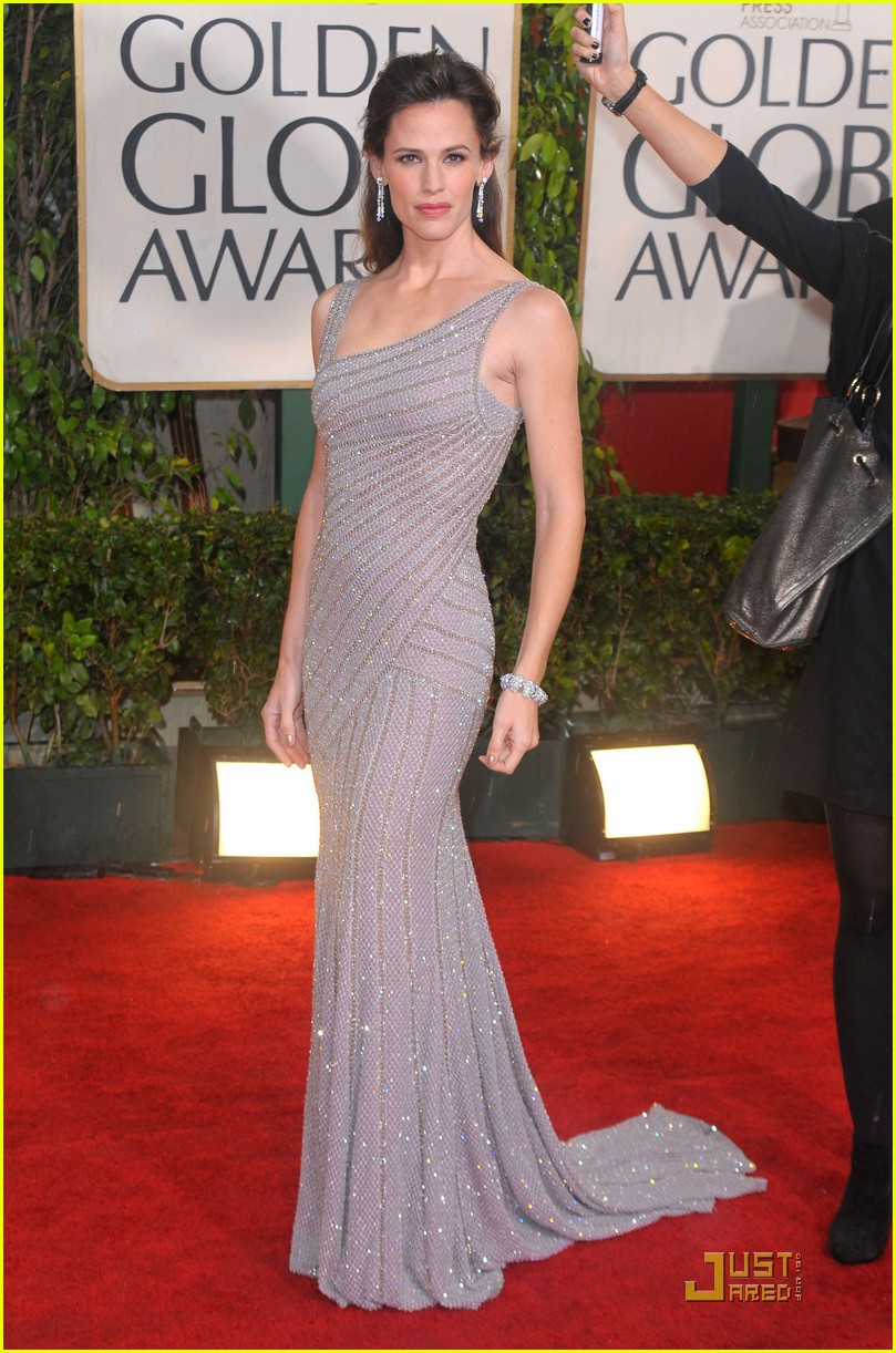 jennifer garner golden globes 2010 012409233