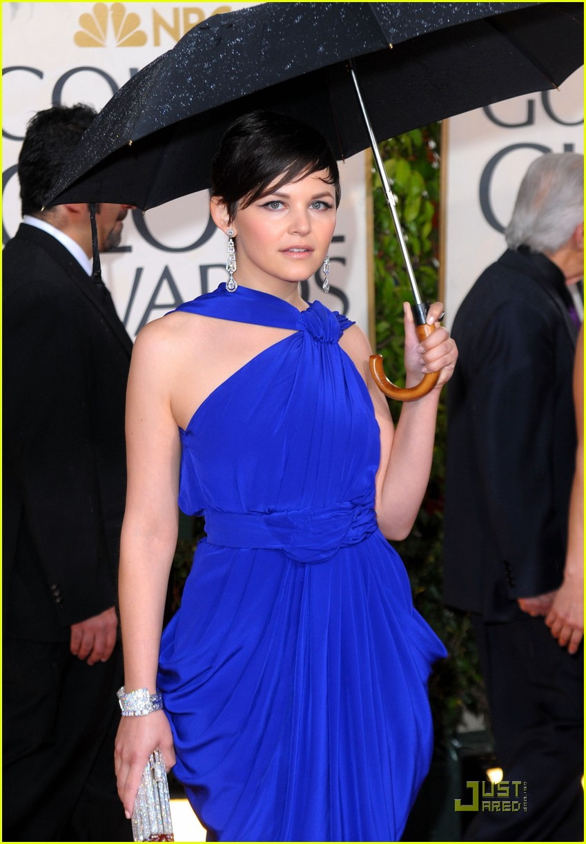 ginnifer goodwin golden globes 2010 01