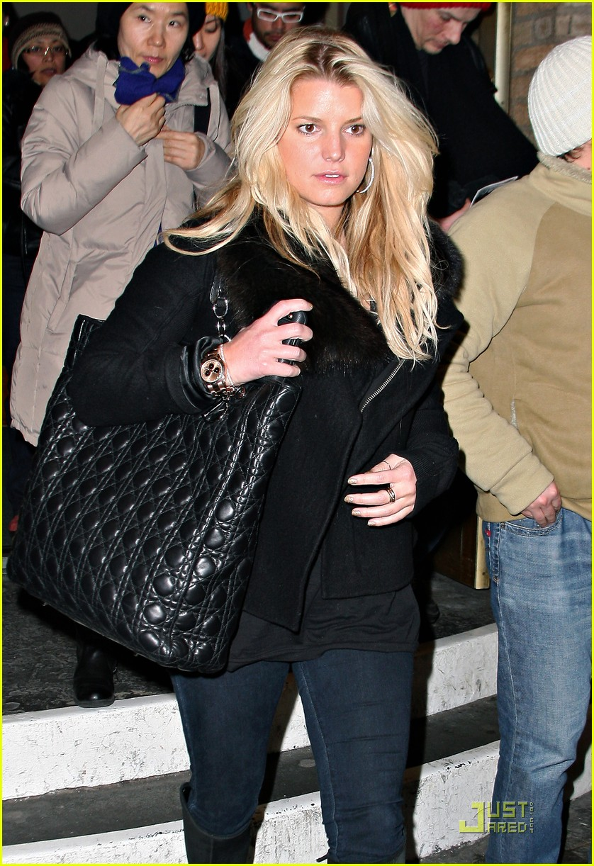jessica simpson ashlee simpson wentz chicago 122406947