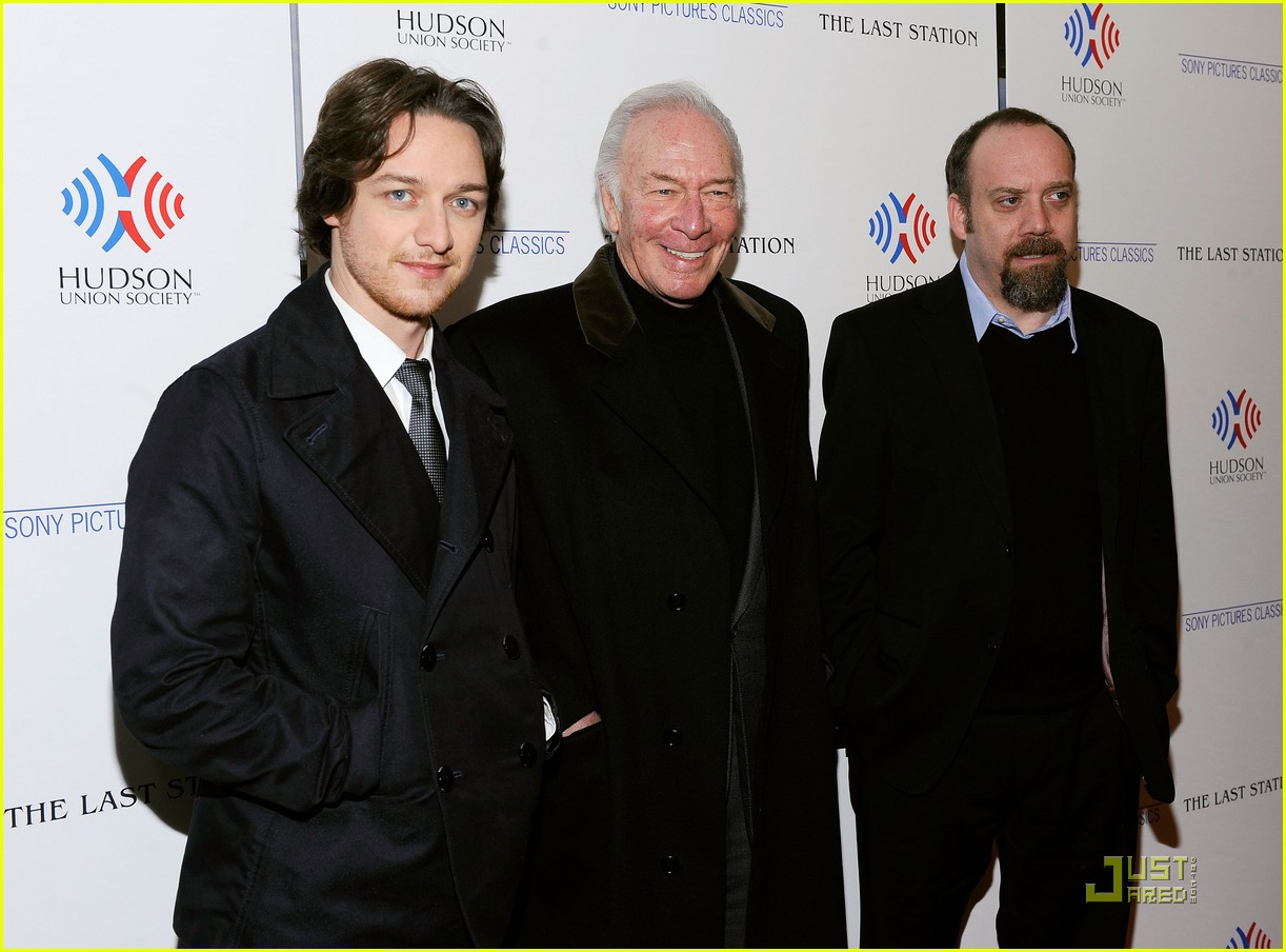 james mcavoy last station 032407705