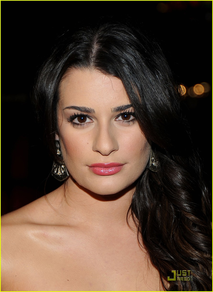 lea michele peoples choice 07