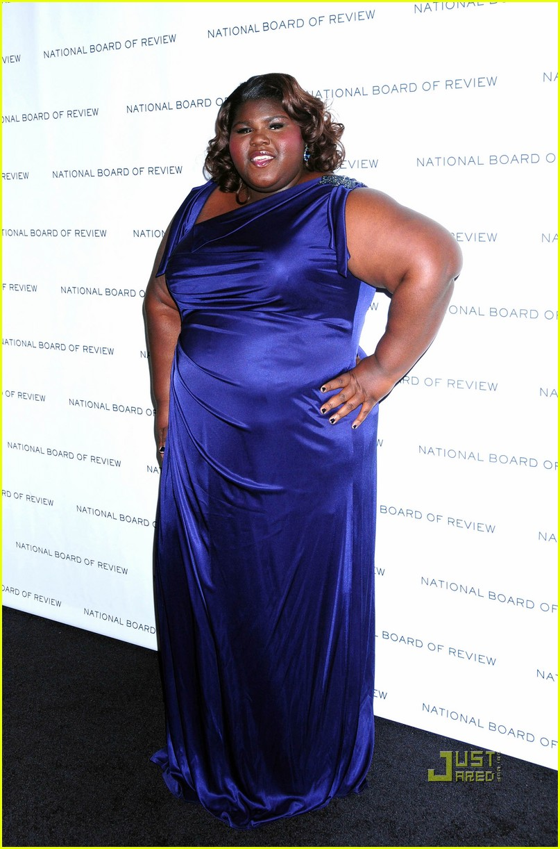 gabourey sidibe national board of review awards 09