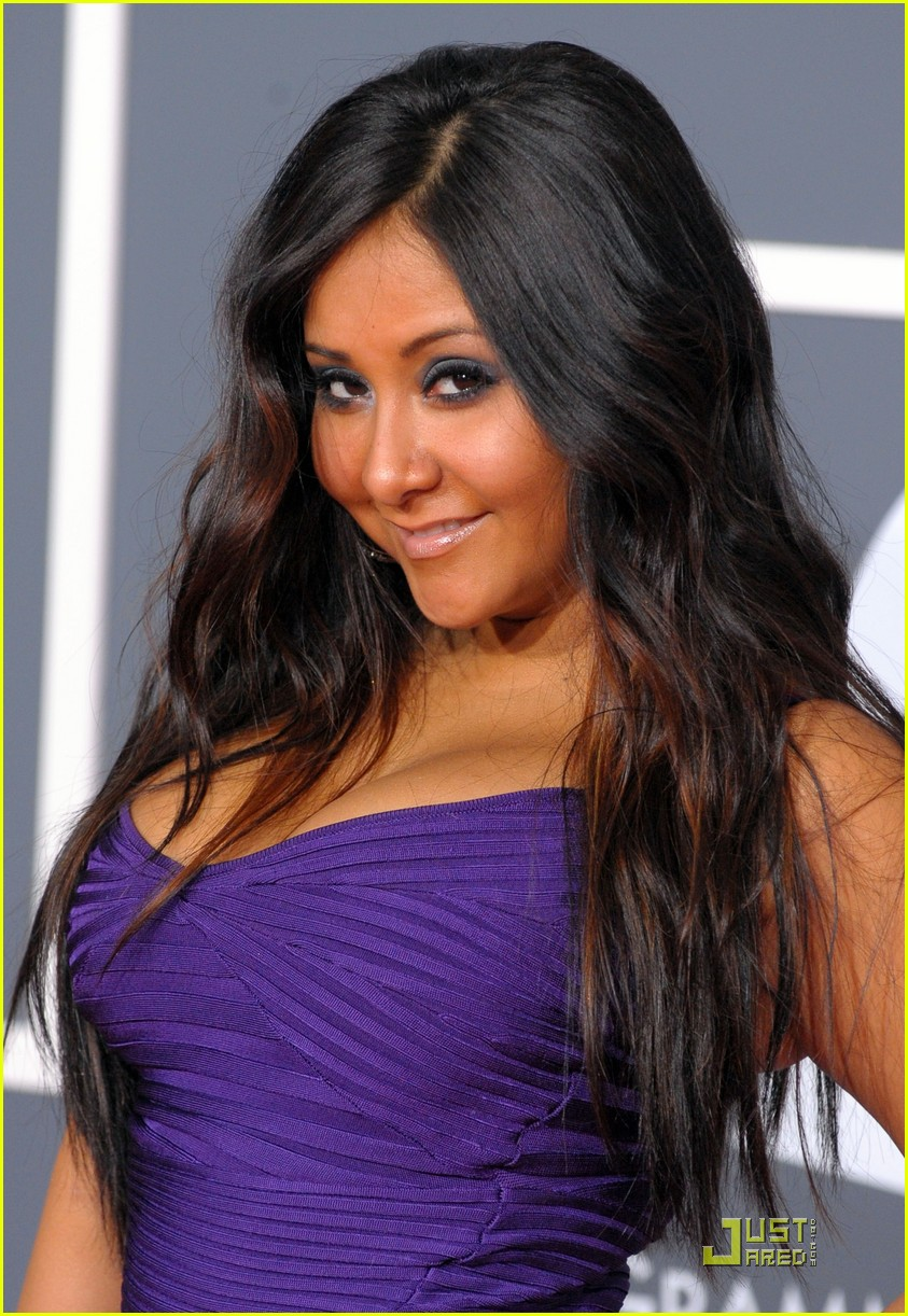 snooki 2010 grammy awards 02