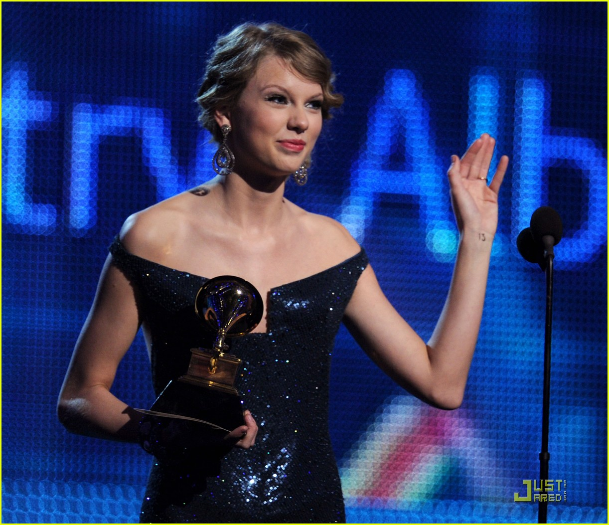 taylor swift 2010 grammys 09