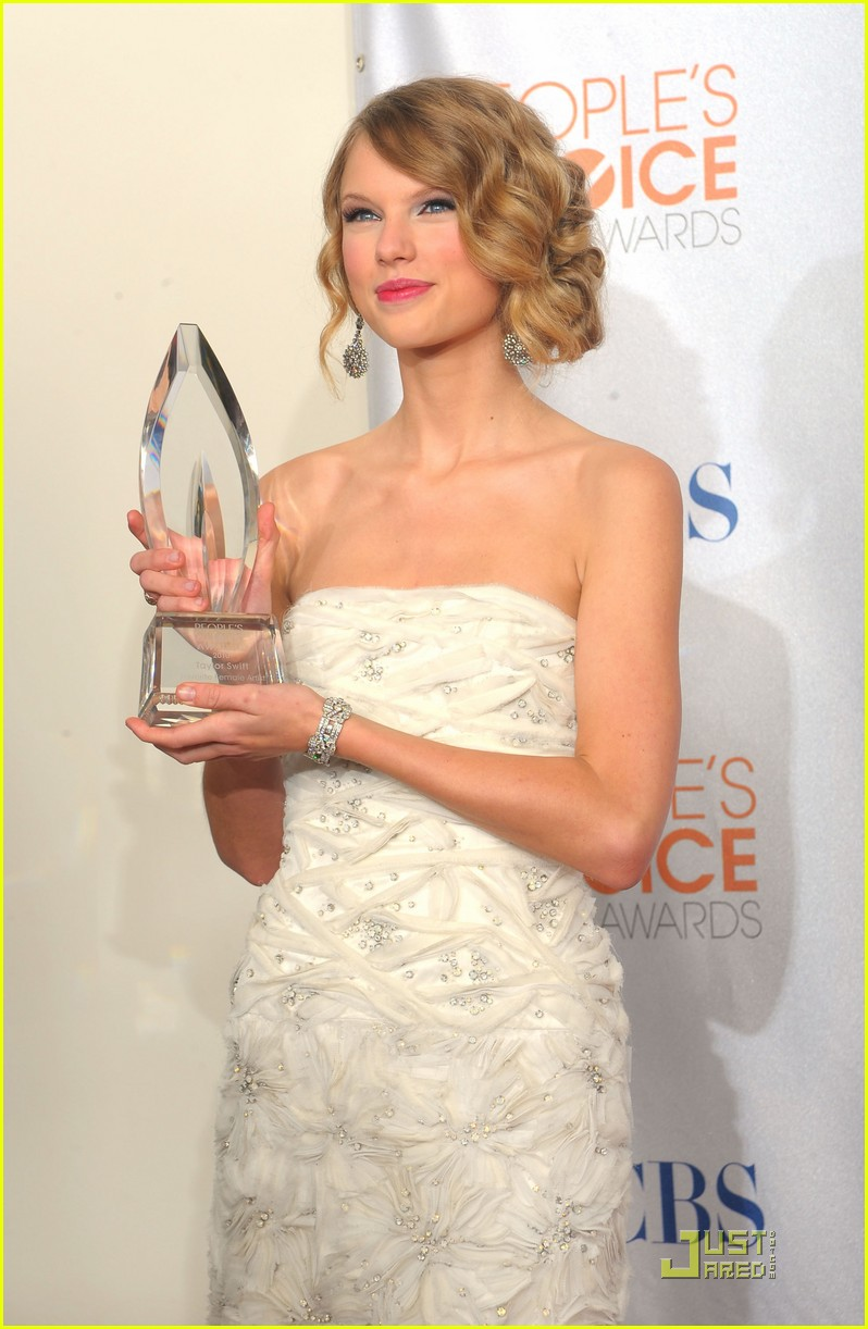 taylor swift peoples choice 2010 16