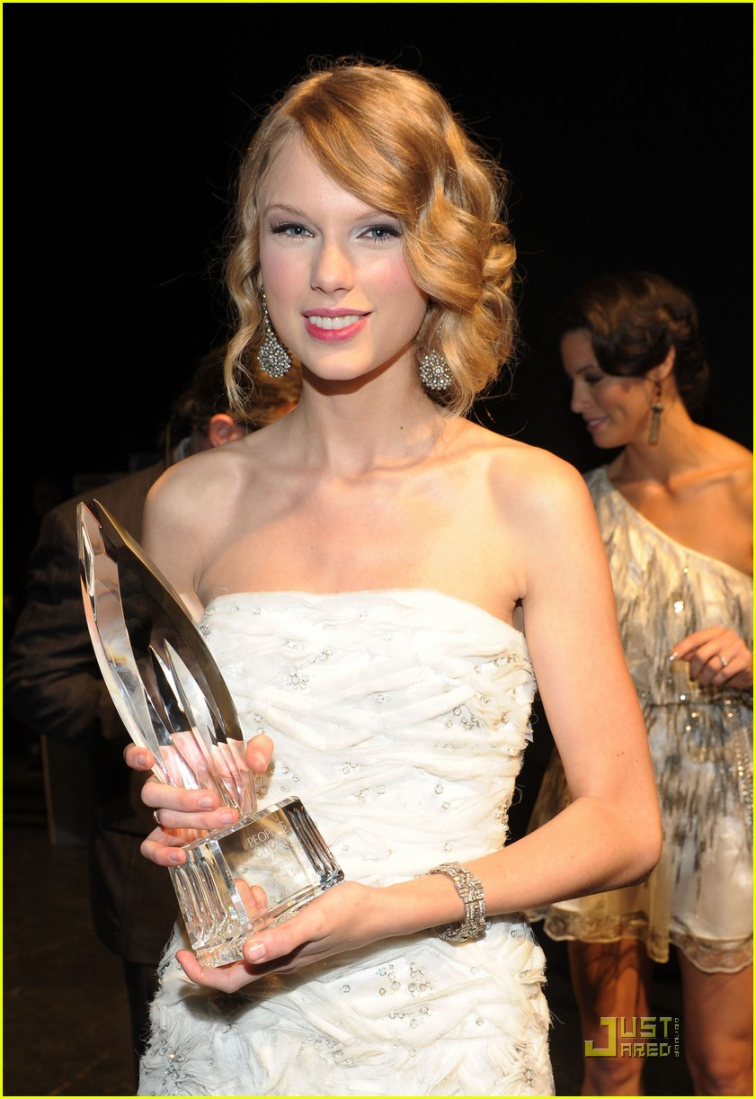 taylor swift peoples choice 2010 25