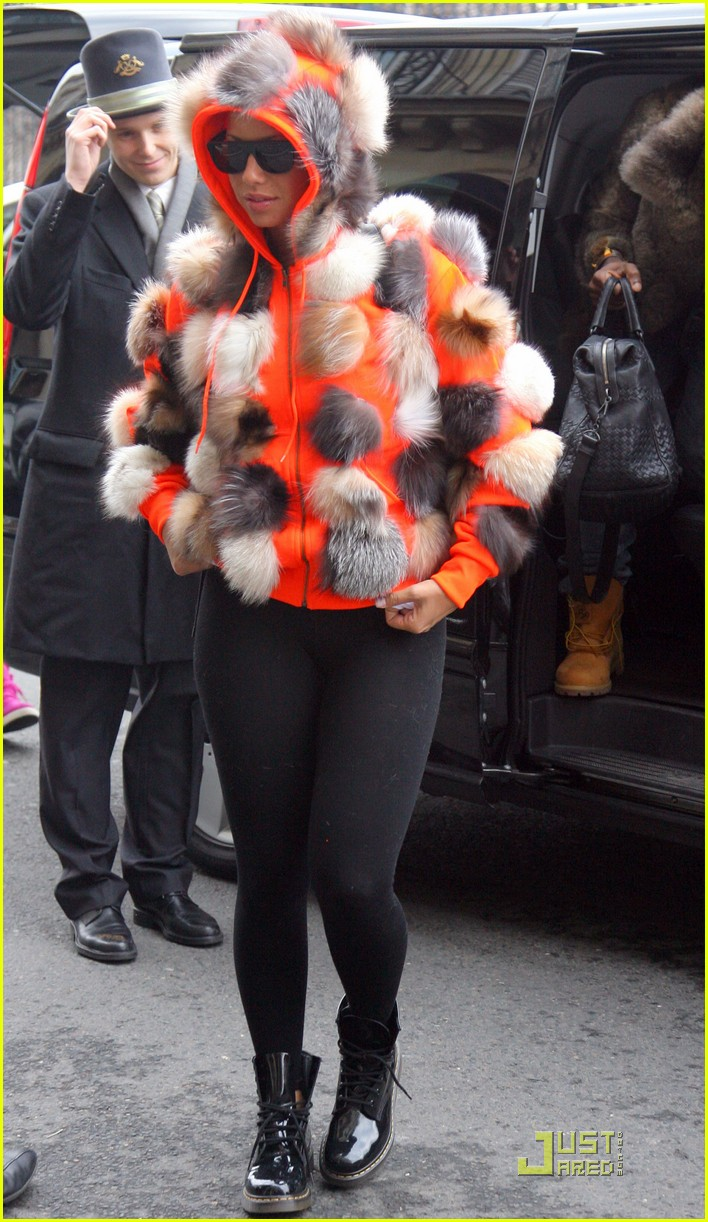 kanye west amber rose fashion furballs 02