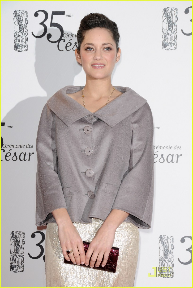 marion cotillard cesar film awards 2010 13