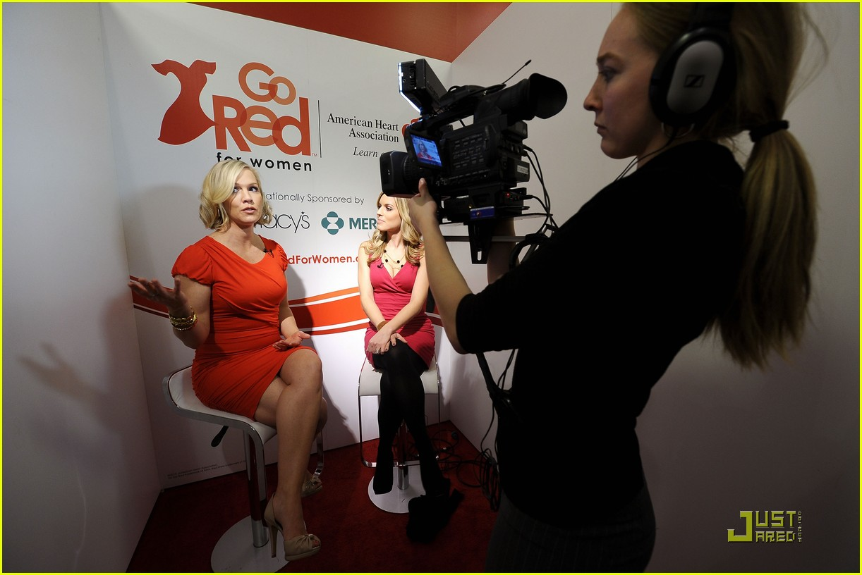 jennie garth go red for women 11