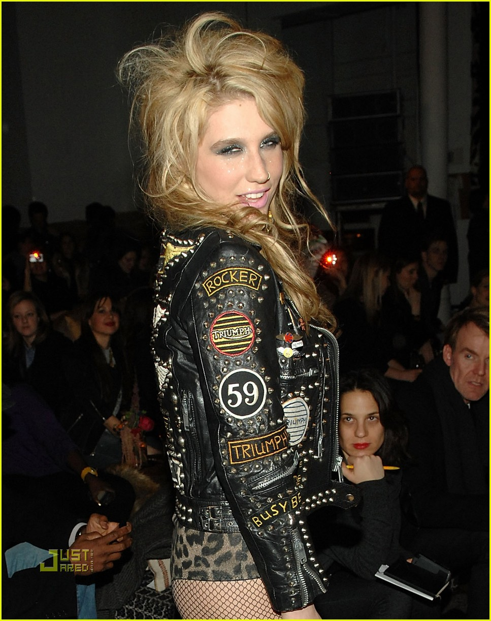kesha erin wasson rvca fashion week 06