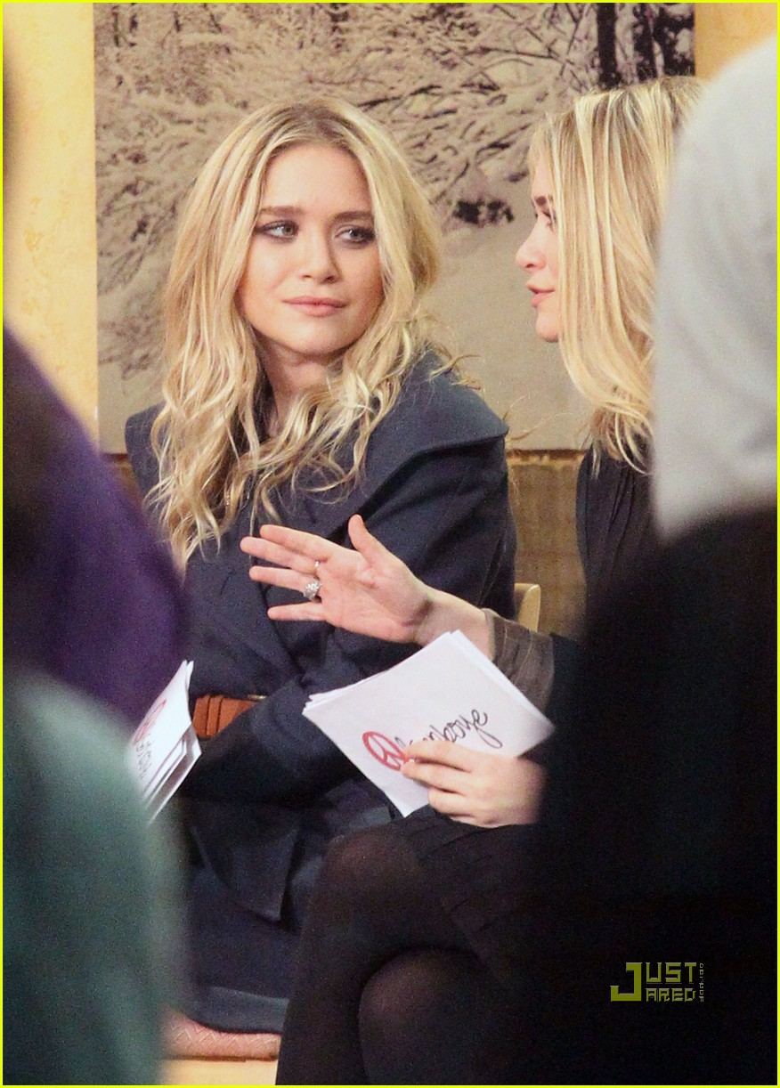 Ashley Olsen at the 2013 Costume Institute Gala  149559
