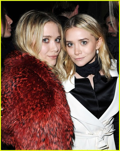 olsen twins elle style awards 05