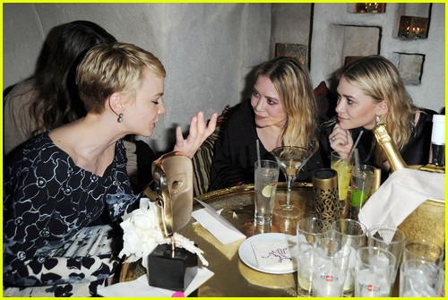 olsen twins elle style awards 072429506