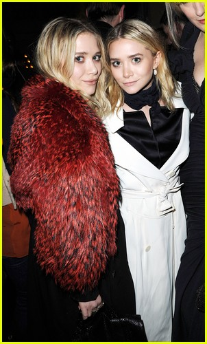 olsen twins elle style awards 142429513