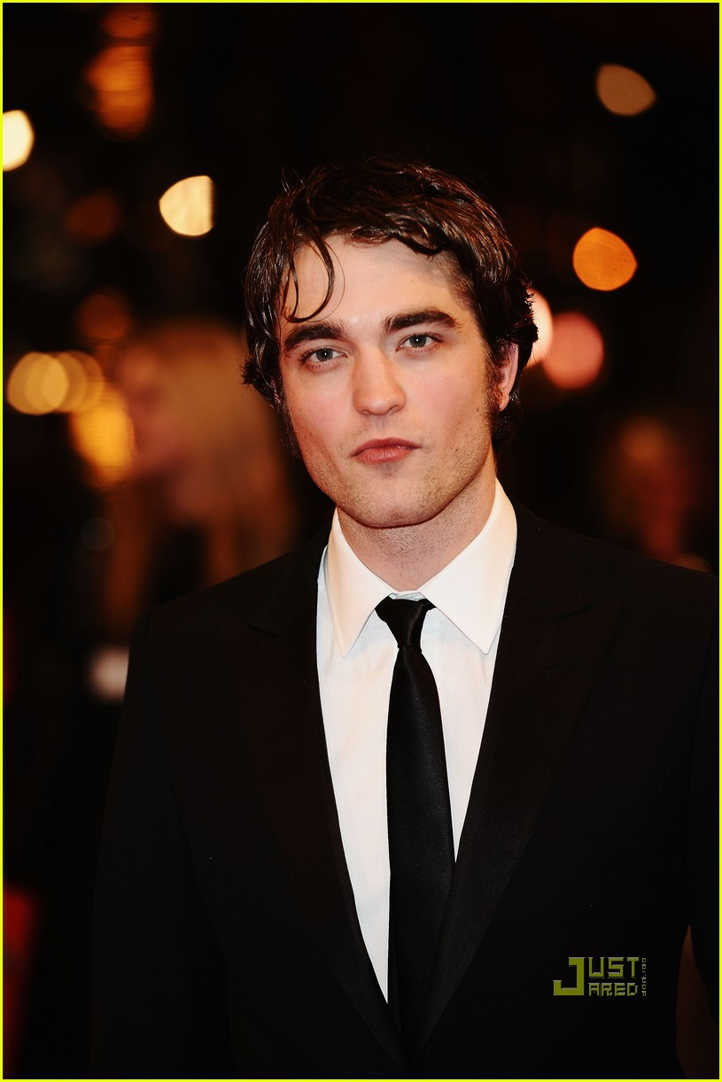 robert pattinson bafta hair 08