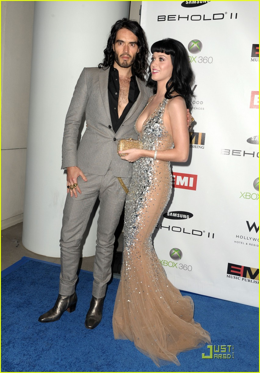 katy perry grammys 2010 emi party 09