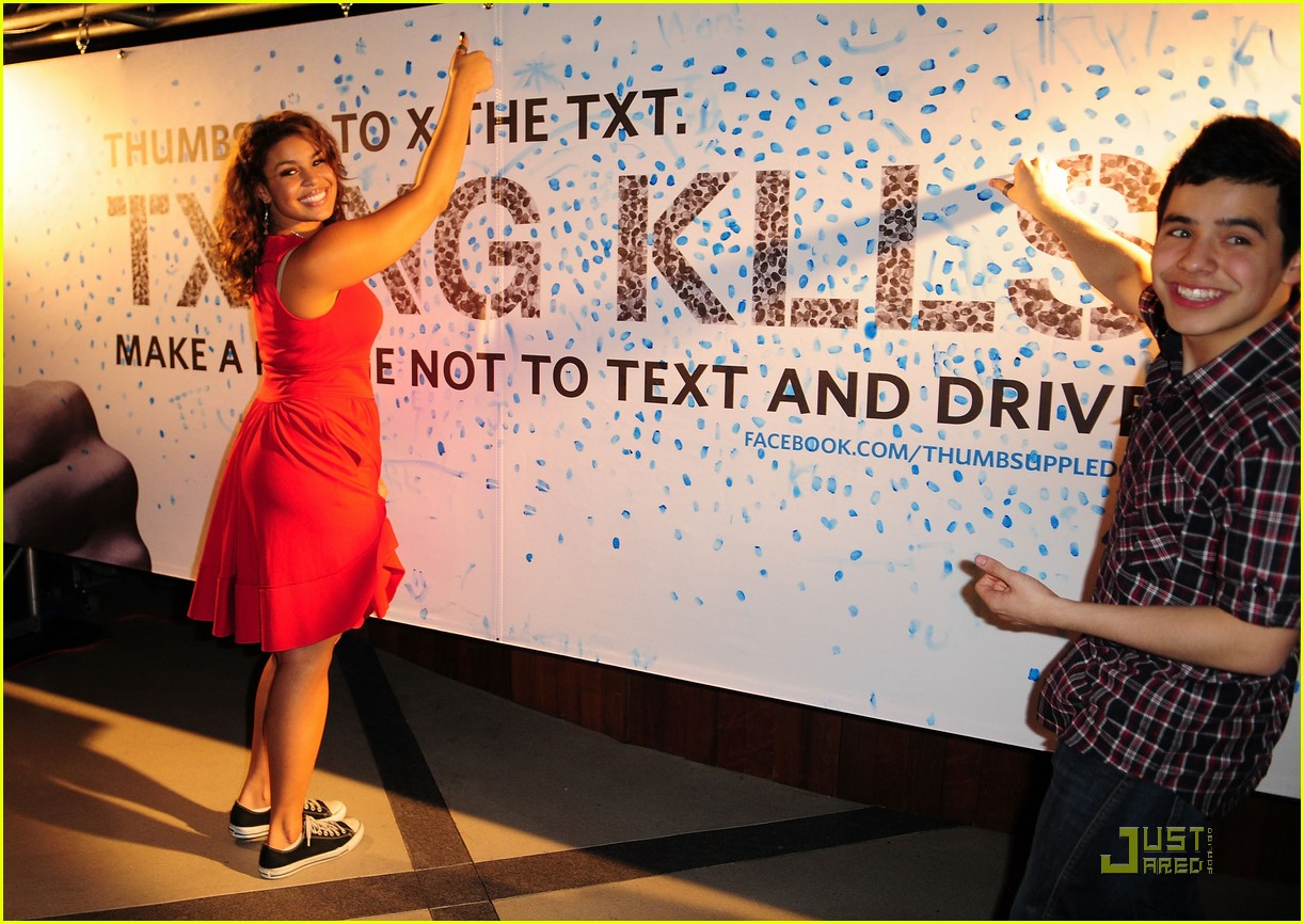 Jordin Sparks Experiences X the TXT: Photo 2425359 | Jordin Sparks ...