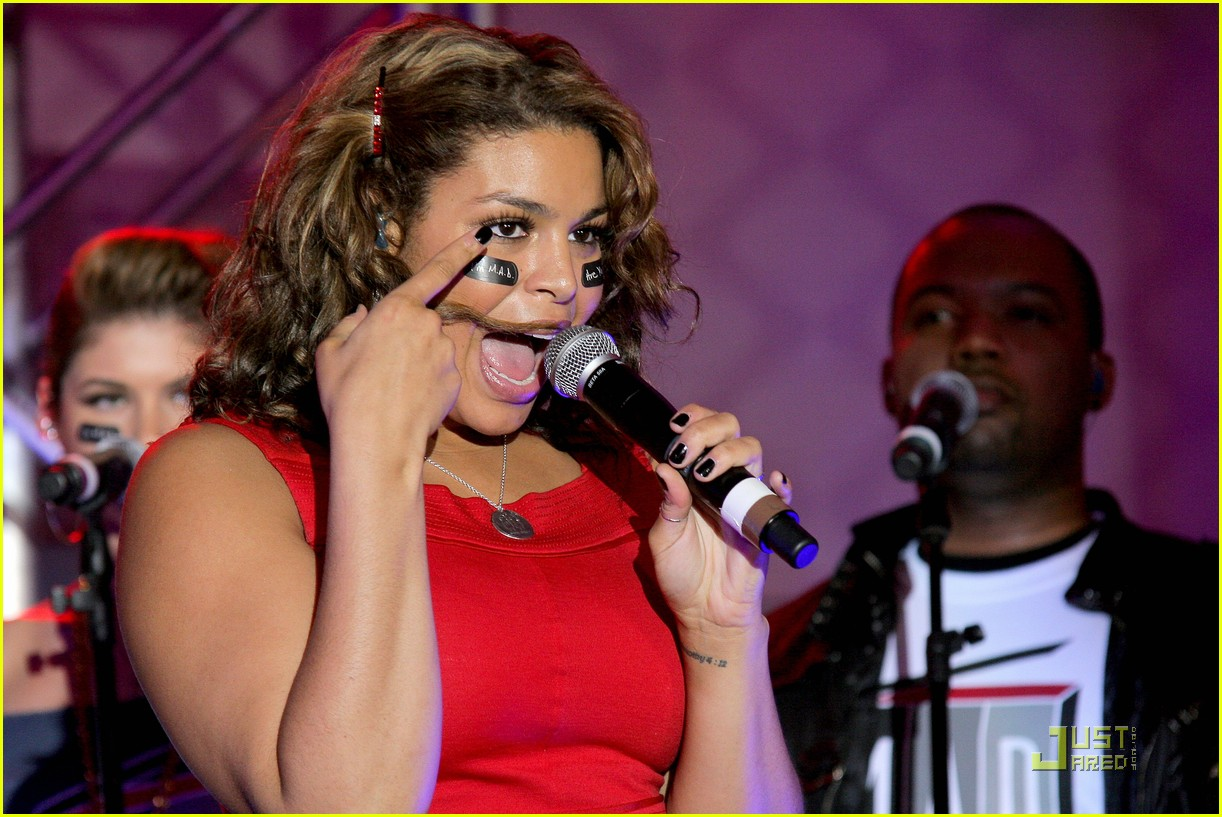 Jordin Sparks Experiences X the TXT: Photo 2425363 | Jordin Sparks ...