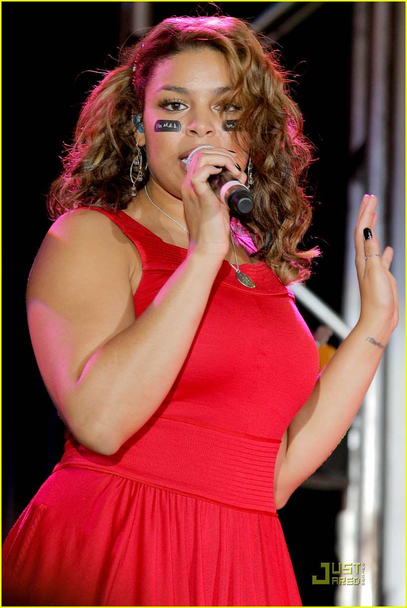 Jordin Sparks Experiences X the TXT: Photo 2425364 | Jordin Sparks ...